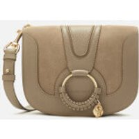 See By Chloe Women's Hana Cross Body Bag - Motty Grey