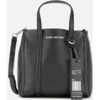 shop for Marc Jacobs Women's The Tag Tote 21 Bag - Black at Shopo