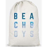 Beach Boys Cotton Storage Bag - Large - Beach Gifts