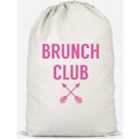 Brunch Club Cotton Storage Bag - Large