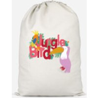 Jungle Bird Cotton Storage Bag - Large - Jungle Gifts
