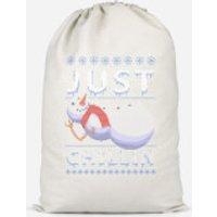Just Chillin Cotton Storage Bag - Large