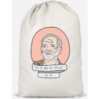 For The Many But Especially For You Cotton Storage Bag - Large