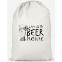 Beer Pressure Cotton Storage Bag - Large