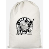 King Of The Grill Cotton Storage Bag - Large