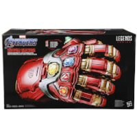 Hasbro Marvel Legends Series Avengers: Endgame Power Gauntlet Articulated Electronic Fist - Electronic Gifts