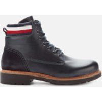 Tommy Hilfiger Men's Active Corporate Lace Up Boots - Midnight - UK 8 - Blue