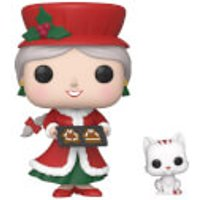 Pop! Holiday Mrs. Claus Pop! Vinyl Figure - Holiday Gifts
