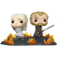 Game of Thrones Daenerys & Jorah with Swords Pop! Vinyl Figure