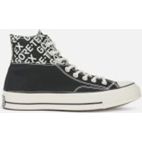 Converse Men's Chuck '70 Gore-Tex Hi-Top Trainers - Black/Egret/Egret - UK 10 - Black