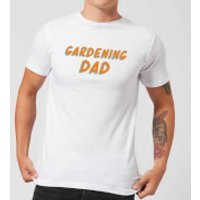 Gardening Dad Men's T-Shirt - White - 5XL - White - Gardening Gifts