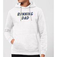 Running Dad Hoodie - White - XXL - White - Running Gifts