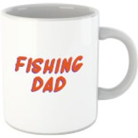 Fishing Dad Mug