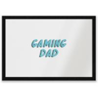 Gaming Dad Entrance Mat - Gaming Gifts