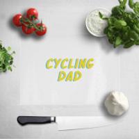 Cycling Dad Chopping Board - Cycling Gifts