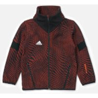adidas Boys' Young Boys Nemis Top - Red - 9-10 Years