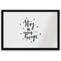 Stay In Your Magic Entrance Mat - Magic Gifts
