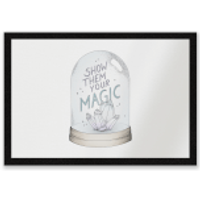 Show Them Your Magic Entrance Mat - Magic Gifts