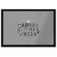 Daddy's Little Princess Entrance Mat - Princess Gifts