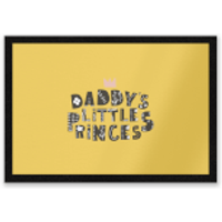 Daddy's Little Princess Entrance Mat