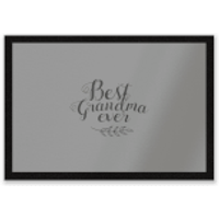 Best Grandma Ever Entrance Mat - Grandma Gifts