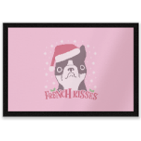 French Kisses Entrance Mat - French Gifts