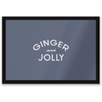 Ginger And Jolly Entrance Mat - Ginger Gifts