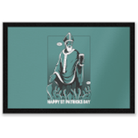 St. Patricks Day Entrance Mat - St Patricks Day Gifts