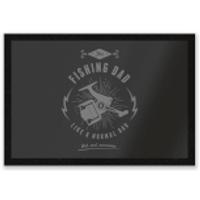 Fishing Dad Entrance Mat - Fishing Gifts