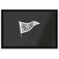 England Pennant Entrance Mat - England Gifts
