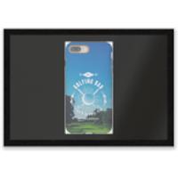 Golf Dad Phone Case Entrance Mat - Golf Gifts