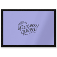 Prosecco Queen Entrance Mat