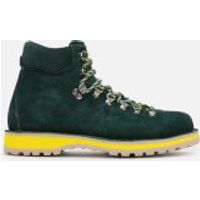 Diemme Men's Roccia Vet Suede Hiking Style Boots - Dark Green - UK 9.5/EU 44 - Green
