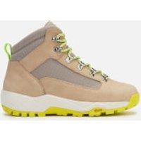 Diemme Men's Cortina Nubuck Hiking Style Boots - Sand - UK 8/EU 42 - Grey