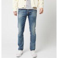 Nudie Jeans Men's Grim Tim Slim Jeans - Worn In Broken - W36/L30 - Blue