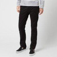 Nudie Jeans Men's Slim Adam Slim Jeans - Slim Adam Black - W30/L34 - Black