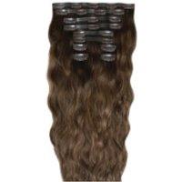 Beauty Works 18 Inch Beach Wave Double Hair Extension Set (Various Shades) - Dubai