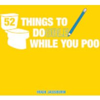 52 Things to Doodle While you Poo (Hardcover) - Books Gifts