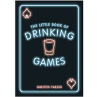 The Little Book of Drinking Games (Paperback) - Books Gifts