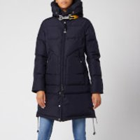 Parajumpers Women's Long Bear Base Coat - Navy - S