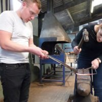 Blacksmith Forging with Beer, Cider or Wine Tour and Tasting - Cider Gifts