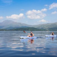 Kayaking for Two on Loch Lomond - Kayaking Gifts