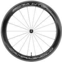 Campagnolo Bora WTO 60 Carbon Clincher Front Wheel - Bright Label