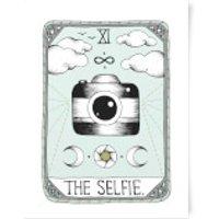 The Selfie Art Print - A3 - Selfie Gifts