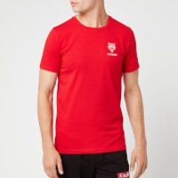 Plein Sport Men's Original Round Neck T-Shirt - Red - S - Red
