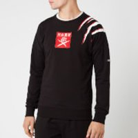 Plein Sport Men's Scratch Sweatshirt - Black - XXL - Black