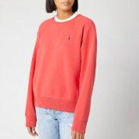 Polo Ralph Lauren Women's Raglan Sweatshirt - Spring Red - S - Red