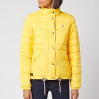 Polo Ralph Lauren Women's Hawthorn Jacket - Athletic Gold - XS - Gold