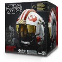 Hasbro Black Series Star Wars Luke Skywalker Battle Simulation Helmet - Premium Electronic Replica - Electronic Gifts