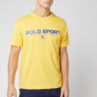 Polo Sport Ralph Lauren Men's T-Shirt - Chrome Yellow - M